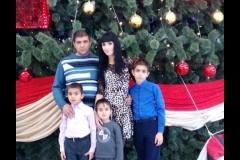 семья-Саргсян